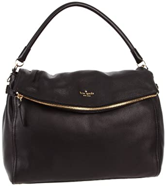 Kate Spade New York Cobble Hill-Minka  Hobo,Black,One Size