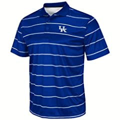 Kentucky Wildcats Bridie Blue Polo by Chiliwear by Chiliwear LLC