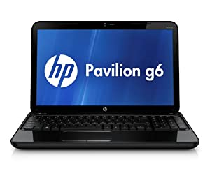 HP Pavilion g6-2132nr 15.6-Inch Laptop (Black)