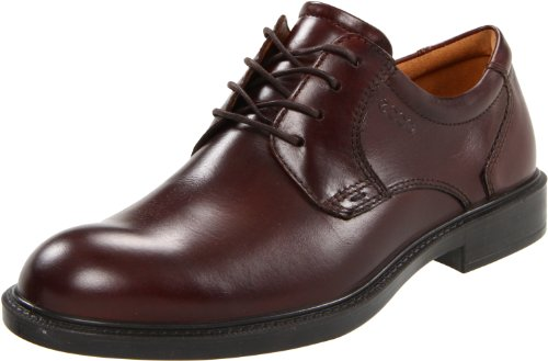 ECCO Men's Atlanta East End Smart Shoes, 610024, Mink, Size 45