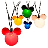 Mickey Mouse Holiday Lights Set