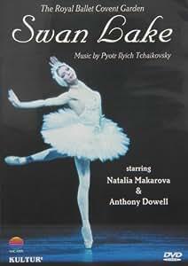 Tchaikovsky - Swan Lake / Makarova, Dowell, Royal Ballet Covent Garden