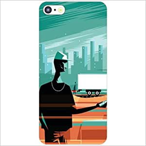 Apple iPhone 5C Back cover (Printland)