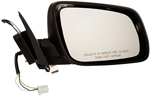 OE Replacement Mitsubishi Lancer Passenger Side Mirror Outside Rear View (Partslink Number MI1321129) (Mitsubishi Lancer Replacement compare prices)