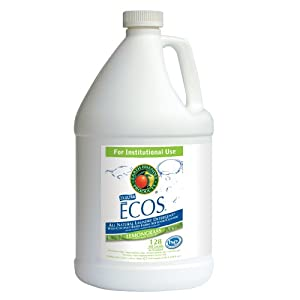 Earth Friendly Products Proline PL9756/04 ECOS Lemongrass Scented Liquid