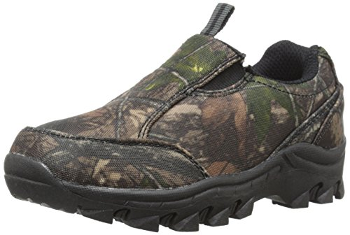 Northside Omak JR Outdoor Shoe (Little Kid/Big Kid), Brown Camo, 12 M US Little Kid