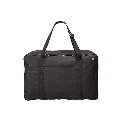 (ジャック・スペード) Jack Spade ダッフルバッグ メンズ Jack Spade Milemark Twill Suitcase Black