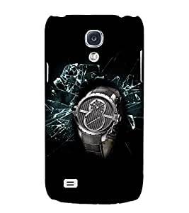 PRINTSWAG WATCH Designer Back Cover Case for SAMSUNG GALAXY S4 MINI