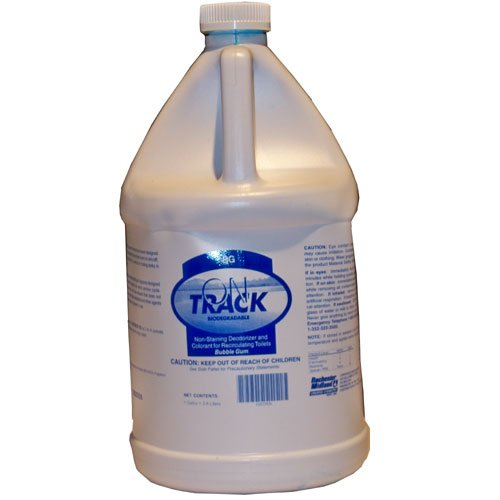 Ontrack Ciculating Toilet Deodorizer, 4 X 1 Gallon Case front-230283