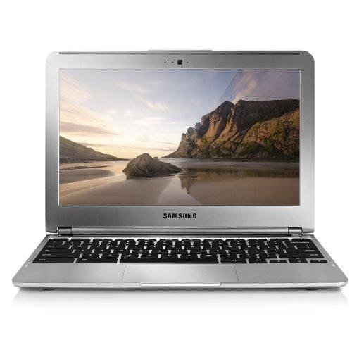 41kRW1w5DCL. SL500  11.6 Samsung Chromebook Notebook Exynos 5250 (1.7GHz) 16 GB SSD 2GB Google Chrome OS   Factory Refurbished