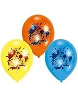 """Riethmüller GmbH - Set di 6 palloncini """"Disney Topolino"""""""