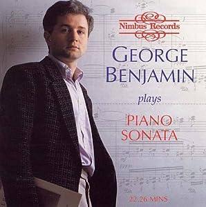 Benjamin;Piano Sonata