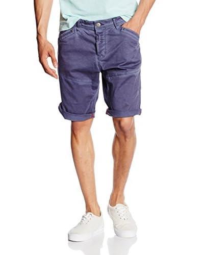 TOM TAILOR Shorts violett
