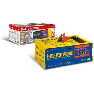 GYS Batium 7-12 6/12V automatisches Batterieladegerät