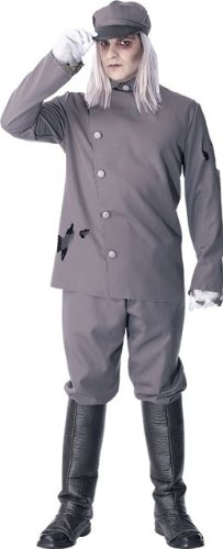 Hemlock the Ghost Chauffeur Adult Halloween Costume