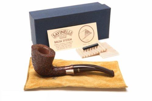 Savinelli Caramella Rustica 920 Tobacco Pipe