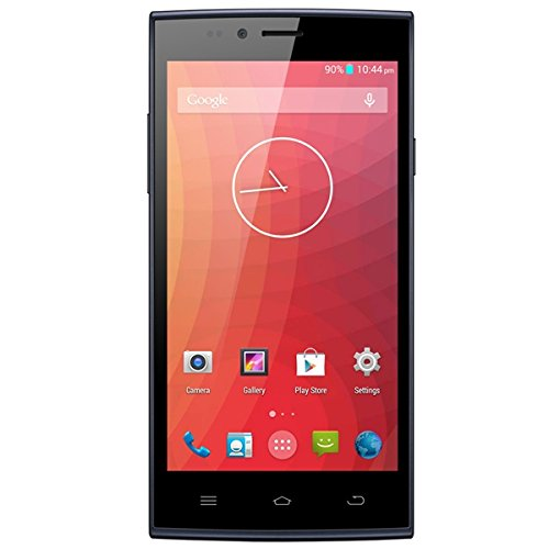 THL T6 Pro 5″ 5inch IPS HD Screen MTK6592M Octa Core Android 4.4.2 1080P 3G Phone 1GB RAM 8GB ROM 2 SIM 2 Standby Dual SIM Mobile Phone Cell Phone Mobile Phone with Smart Wake/ 8MP Panorama Camera/ Bluetooth 4.0/ WiFi/ GPS (Black)