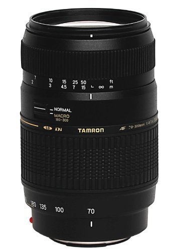 Tamron Af 70-300mm F/4.0-5.6 Di Ld Macro Zoom Lens For Konica Minolta And Sony Digital Slr Cameras (Model A17m) Style: Konica Minolta & Sony Portable Consumer Electronic Gadget Shop