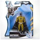 Batman - The Dark Knight Rises - Gold And Black Batman 4 Inch Figure