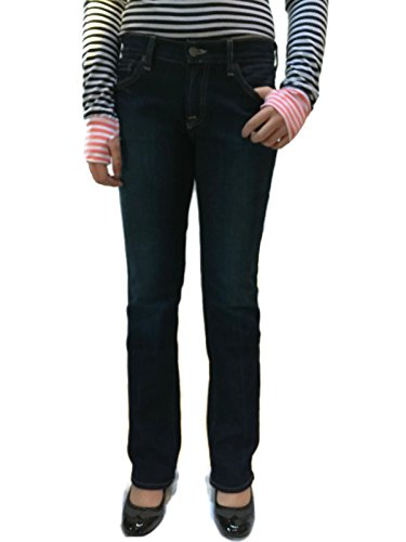 Lucky Brand Women's Jean Classic Rider in Dark Paley 2(US)X26(EUROPE), 30(Ankle)