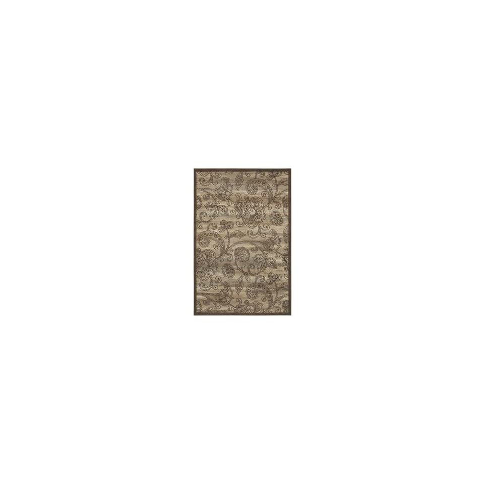 Shaw Tranquility Tamara Light Multi 10110 Transitional 79 x 1010 Area Rug
