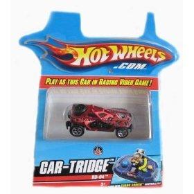 Buy Low Price Mattel Hotwheels Turbo Driver RD-04 Car-Tridge Figure (B001FYQMXY)
