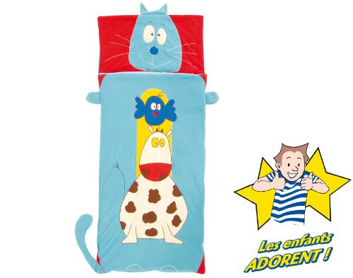 """Only for Kids"" sac de couchage enfant - Gaspard"