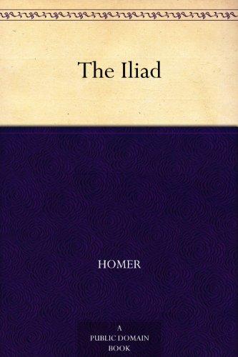 the iliad essay thesis