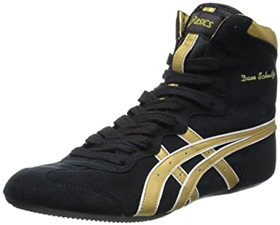 Buy ASICS Mens Dave Schultz Classic Wrestling Shoe by ASICS