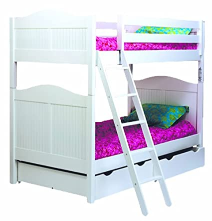Bolton 9810500 Cottage Bunk Bed, White