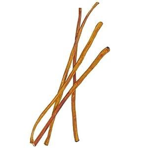 36 straight bully sticks for dogs 10 pack natural low odor bulk dog dental. Black Bedroom Furniture Sets. Home Design Ideas