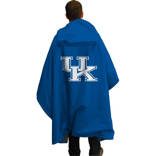 NCAA Kentucky 3 in 1 Rain Poncho at Amazon.com