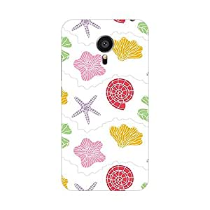 Garmor Designer Silicone Back Cover For YU Yunicorn