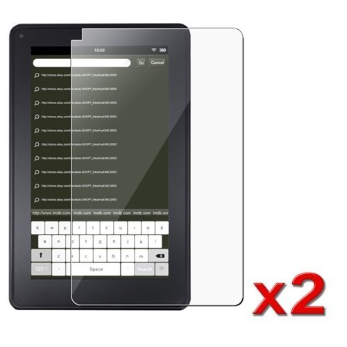 Why Should You Buy 2 Pack of Amazon Kindle Fire Anti-Fingerprint, Anti-Glare, Matte Finishing Screen...
