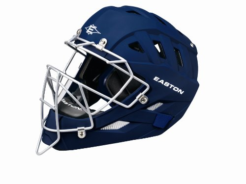 Easton Stealth Speed Elite Catchers Helmet, Navy, Large