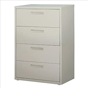 """42"""" Wide 4 Drawer HL5000-Series Lateral File Cabinet"""