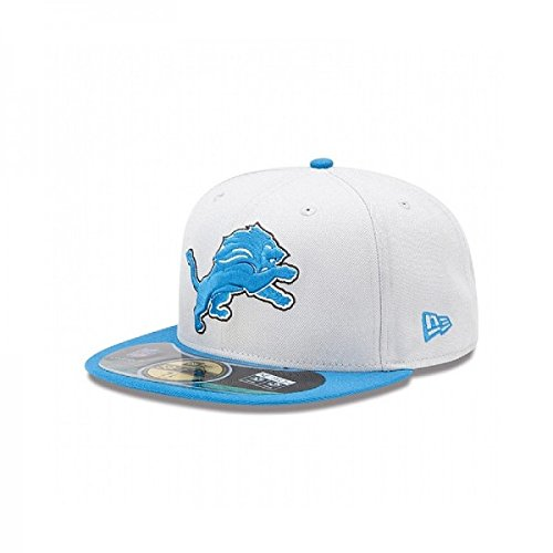 New Era NFL DETROIT LIONS Authentic On Field 59FIFTY Game Cap - Cappelli e berretti - Panorama Auto