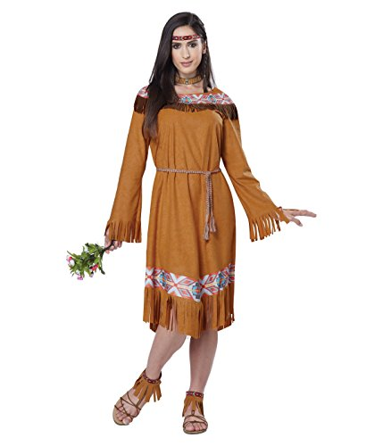 Traditional Indian Native American Womens Costume