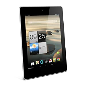 """Acer Iconia A1-810 Tablette tactile 7,9"""" (20,07 cm) ARM Cortex A9 1,2 GHz 16 Go 1024 MB Android Jelly Bean 4.2.1 Wifi Blanc"""