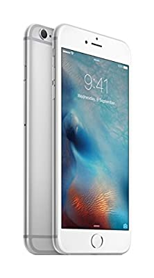 Apple iPhone 6s Plus (Silver, 16GB)