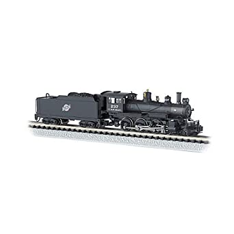 Bachmann industries baldwin 4 6 0 steam for Northwestern industries