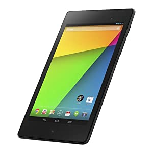 Google Nexus 7 FHD Tablet by Asus 2013, 7-Inch, 32 GB, Black