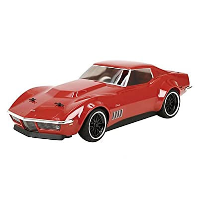 Vaterra 03022 1969 Custom Corvette V100-S 1/10th RTR