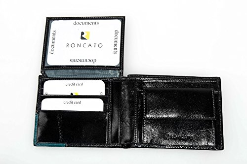 wallet-man-roncato-black-of-leather-coin-purse-credit-card-holder-a3337