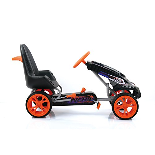 Hauck Nerf Battle Racer Ride On - Nerf Gun Bike