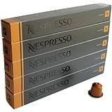 50 Livanto Nespresso Capsules Espresso Lungo