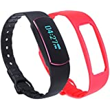 Step Tracker Watch Fitness Watch Step Counter Watch Activity Tracker Fit Watch Compatable With IOS7.0 IPhone And...