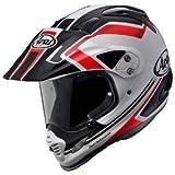 アライ(ARAI) ヘルメットTOUR CROSS3 ADVENTURE 赤 L 59-60cm