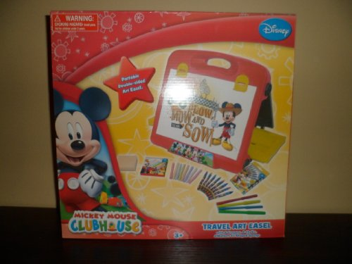 Mickey Mouse Clubhouse Travel Art Easel