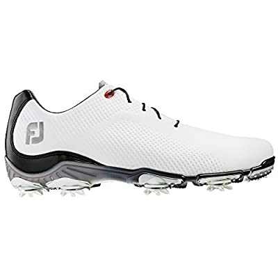 FootJoy DNA Golf Shoes 2015 White/Black Narrow 12